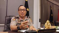 Karo Penmas Divisi Humas Polri Brigjen Pol Dedi Prasetyo. (Liputan6.com/Ady Anugrahadi)