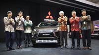 Varian teranyar Mitsubishi Xpander diperkenalkan di GIIAS 2018. (Mitsubishi)