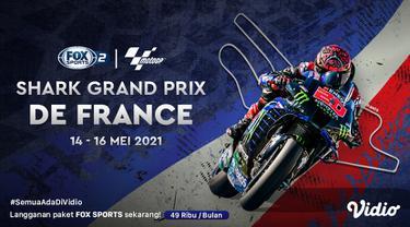 Jadwal MotoGP Seri Prancis 2021
