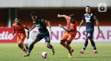 FOTO: Persib Lolos ke Perempat Final Piala Menpora Usai Taklukkan Persiraja