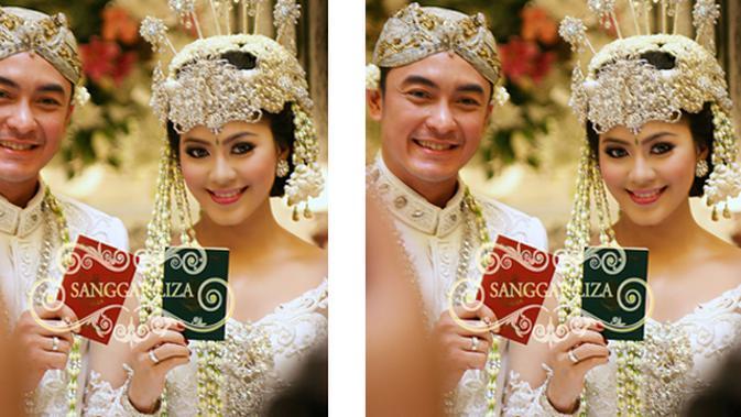 Ngeuyeuk Seureuh Salah Satu Tahap Pernikahan Adat Sunda
