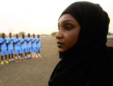 Pelatih Wanita-Salma al-Majidi