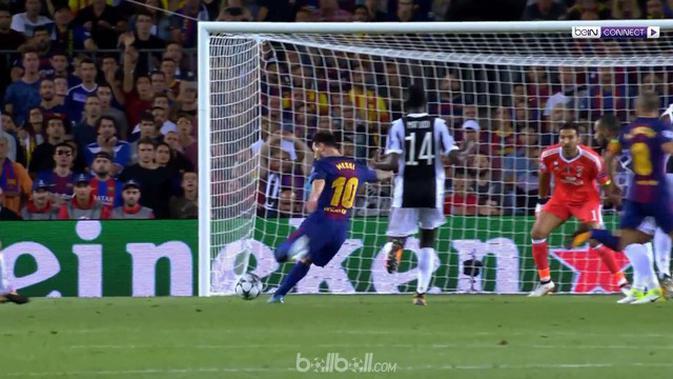 VIDEO: Highlights Liga Champions, Barcelona Vs Juventus 3 ...