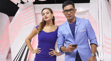 Marissa Nasution dan Indra Herlambang (Foto:Instagram)