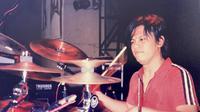 Didiet Protonema yang sempat jadi Drummer Ari Lasso Band Meninggal Dunia. (instagram.com/ari_lasso)