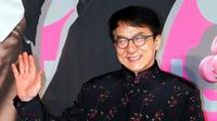Aktor Hong Kong Jackie Chan. (AP Photo / Vincent Yu/Henry)