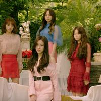 Mari berkenalan dengan Rocket Punch, girlband K-Pop yang debutnya bikin penasaran. (Woolim Entertainment)