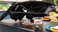 Komponen mobil Ford dari limbah kopi McDonald (Ford)