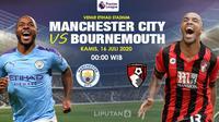 Prediksi Manchester City Vs AFC Bournemouth (Trie Yas/Liputan6.com)