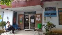 Suasana ruang pelayanan kantor Kecamatan Kota Bangkalan
