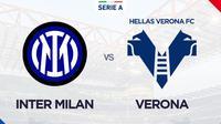 Serie A - Inter Milan Vs Verona (Bola.com/Adreanus Titus)