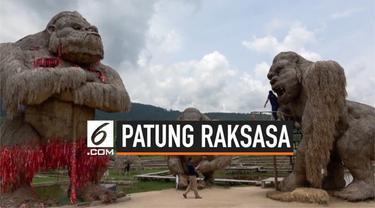 Salah satu destinasi wisata yang ramai dikunjungi di Chiang Mai. Pengunjung dapat berfoto dengan 3 patung king kong raksasa yang tingginya mencapai 8 meter.