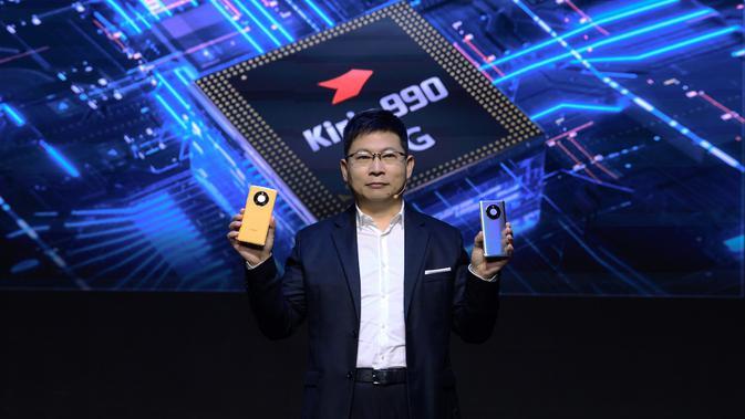 Huawei meluncurkan Mate 40 Series (Foto: Huawei)