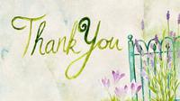Ilustrasi terima kasih, bersyukur. (Gambar oleh Oberholster Venita dari Pixabay)