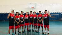 Dukungan sponsor dari perusahaan e-Commerce membuat Timnas Basket 3x3 semakin percaya diri mengikuti kompetisi FIBA 3x3 Asia Quest 2019 di Maladewa. (dok. Perbasi)