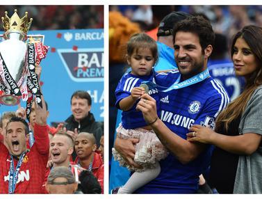 FOTO: 7 Pemain yang Sukses Meraih Trofi Premier League usai Cabut dari Arsenal