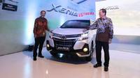 Daihatsu Grand New Xenia resmi mengaspal. (ADM)