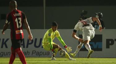 BRI Liga 1 2021: Persipura Jayapura vs Persija Jakarta