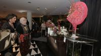 Deputi Bidang Pengembangan Pemasaran I Kemenpar Rizki Handayani di Ajang World Flower Council (WFC) Summit 2019 di Bali.