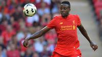 Striker Liverpool asal Belgia, Divock Origi. (AFP/Glyn Kirk)