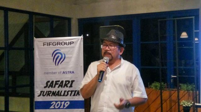 FIF Group mengeluarkan produk syariah Amitra untuk membantu pembiayaan umrah dan haji. (Liputan6.com/ Switzy Sabandar)