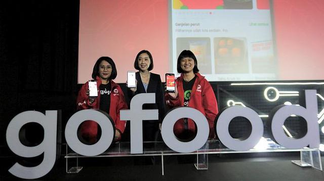 Peluncuran fitur baru GoFood (Foto: Gojek)