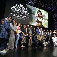 Premier film Wiro Sableng 212 (Deki Prayoga/bintang.com)