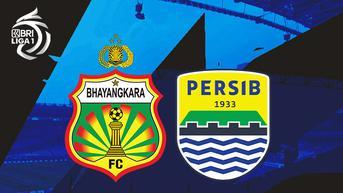 BRI Liga 1: Lini Depan Persib Dituntut Lebih Tajam saat Hadapi Bhayangkara FC