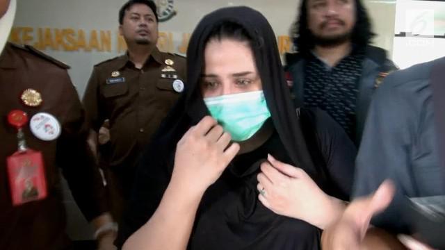 Berkas kasus dinyatakan sudah lengkap, Dawiyah dipindahkan ke Rutan Pondok Bambu.