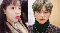 Yook Jidam dan Kang Daniel Wanna One (Instagram/ 6jidam -  Naver/ Wanna One)