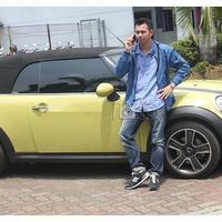 Koleksi mobil mewah milik Raffi Ahmad.  (Sumber: Instagram/@raffinagita1717)