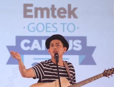 Budi Doremi Hibur Peserta EGTC 2018 Bandung