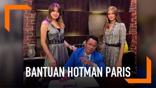 Hotman Paris akan mengirimkan uang untuk Nur Kalim, guru yang jadi korban persekusi dari anak didiknya di Gresik. Hal ini dilakukan sebagai bentuk simpati.