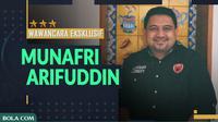 Wawancara Eksklusif - Munafri Arifuddin (Bola.com/Adreanus Titus)