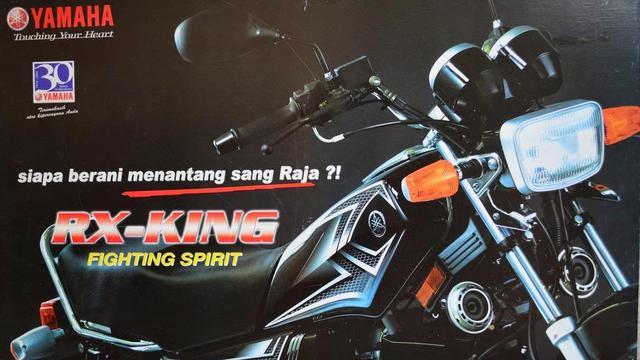 Terbukti Rx King Masih Menjadi Raja Jalanan Otomotif Liputan6 Com