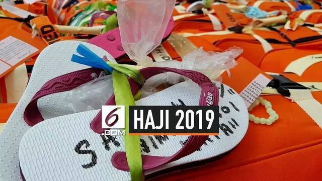 Tanggal 17 Agustus adalah pemulangan klotter pertama jemaah haji Indonesia. PPIH mengingatkan jemaah untuk tidak membawa air zam-zam ke dalam koper. Panitia akan menyediakan air Zamzam untik dibawah ke tanah air.