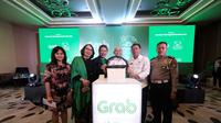 Grab Luncurkan Roadmap Teknologi Keselamatan Berkolaborasi dengan Komnas Perempuan dan Dirlantas