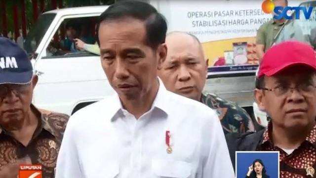 Presiden Joko Widodo perintahkan Kapolri usut tuntas aksi teror terhadap para penegak hukum.
