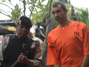 Bawa Ganja di Bali, Warga Prancis Diamankan Polisi