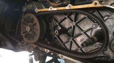 Bagian CVT Honda Beat