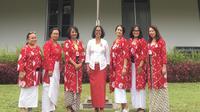 Perempuan Berkebaya Indonesia (PBI) menggelar Kongres Berkebaya Indonesia pada akhir Desember 2020 (Dok.PBI)