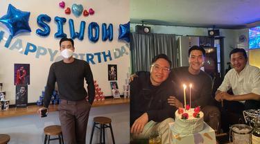 Momen Perayaan Ulang Tahun Siwon Choi yang Ke-35, Dapat Banyak Hadiah