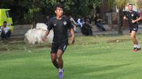 Pemain PSIS Semarang, Riyan Ardiansyah. (Bola.com/Vincentius Atmaja)
