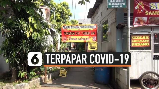 Sebanyak 14 warga Srengseng Sawah, tepatnya Jalan H. Shibi II, Jakarta Selatan, terkonfirmasi positif Covid-19. Mereka kini menjalani isolasi.Diduga merejka berasal dari Klaster Mudik.