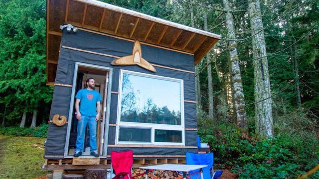 Rumah Mungil Ini Dibangun Dengan Biaya Rp6 5 Juta Properti