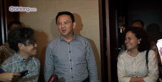 Ahok pernah menyebutkan bahwa Dian Sastrowardoyo akan menjadi calon wakil gubernurnya. Ternyata, karena Dian juga saat ini Ahok ingin menonton film AADC 2.