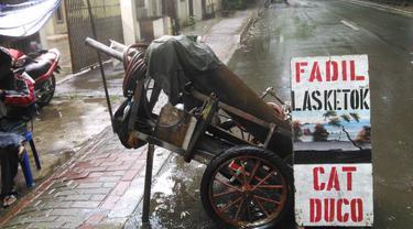 Bengkel Cat Duco Pinggir Jalan, Opsi Murah Hilangkan Lecet Mobil