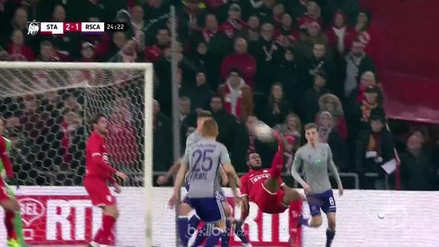 Berita video highlights Liga Belgia 2017-2018, Standard Liege vs Anderlecht. This video presented by BallBall.