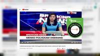 [Cek Fakta] Video 'Telah Meninggal Dunia Bapak Wiranto' Adalah Hoaks