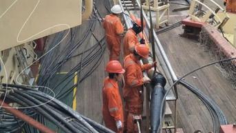Upaya Telkom Perbaiki Kabel Bawah Laut JaSuKa